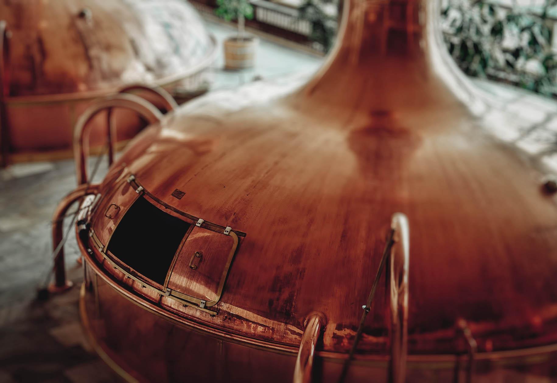 brewery shot