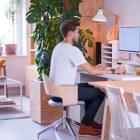 gravual design bureau studio interior