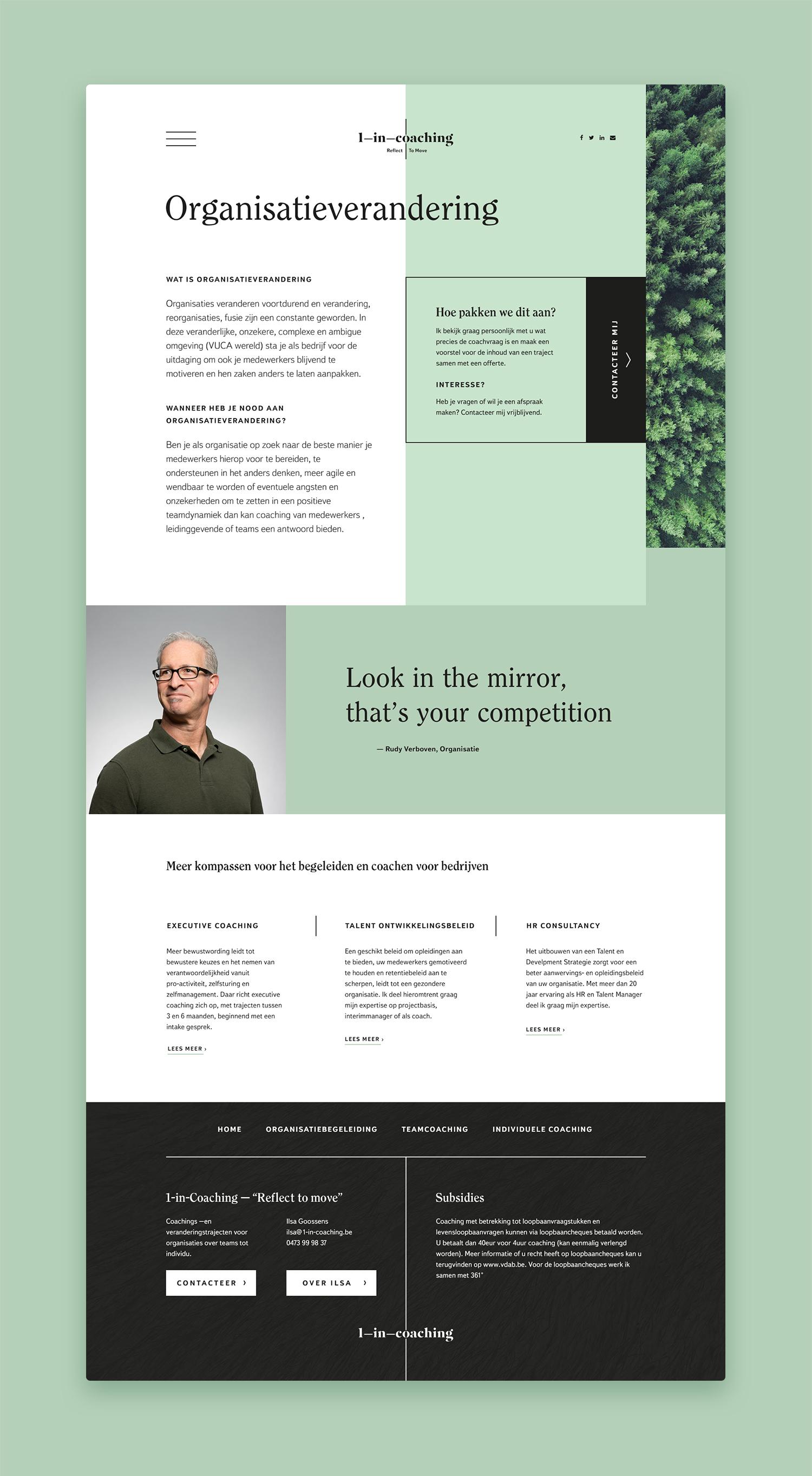 website webdesign freelance grafisch ontwerper antwerpen