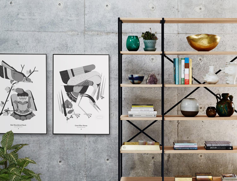 Mooie Posters Kopen : Posters voor het goede doel bos gravual™