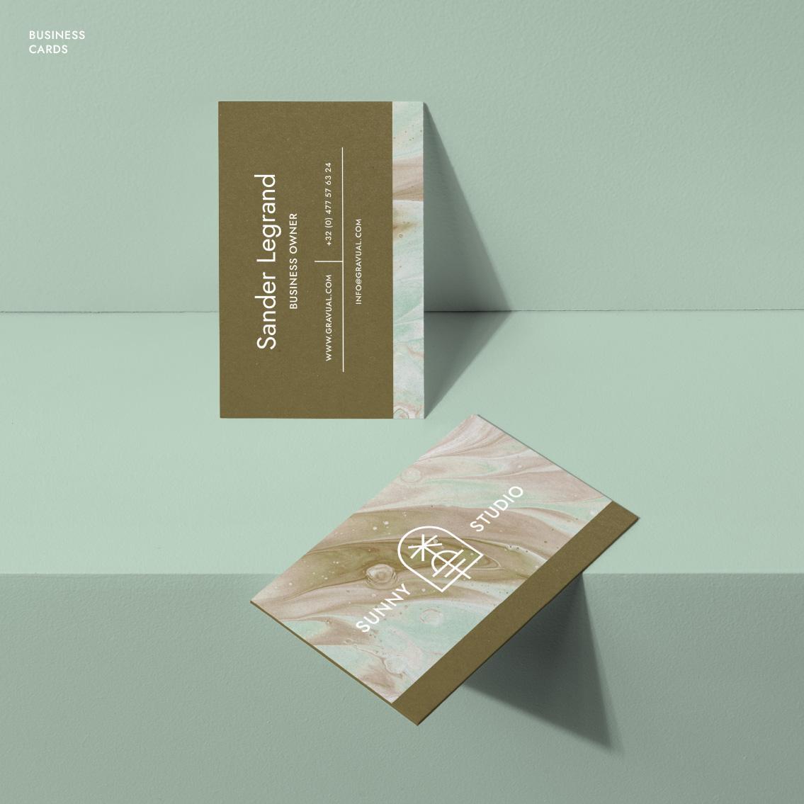 modern pre made branding package brandingkit high quality